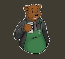 Brewce the Bearista Unisex T-Shirt
