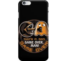 Game Over, Man! iPhone Case/Skin