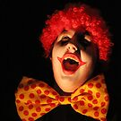 Clown #2 by Lorna Boyer