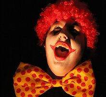 Clown #2 by Lorna Boyer