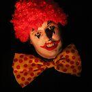 Clown #3 by Lorna Boyer