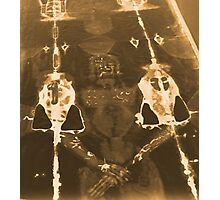 Shroud of Turin Negative 05 Photographic Print