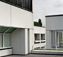 Berlin Bauhaus by Francesca Wilkins
