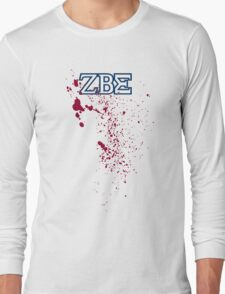 ZOMBIE FRAT Long Sleeve T-Shirt