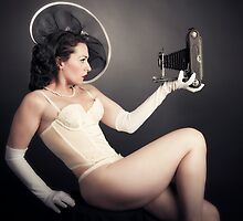 Vintage Glamour by Kodak by Maxoperandi
