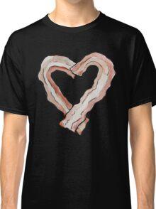 Bacon Heart Classic T-Shirt