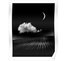 The Crescent Moon Poster
