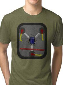 Fluxing Through Time Tri-blend T-Shirt