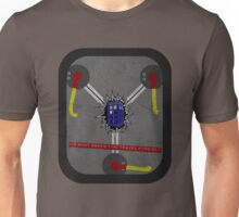 Fluxing Through Time Unisex T-Shirt