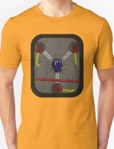 Fluxing Through Time T-Shirt