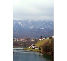 Ternberg, Austria Photographic Print