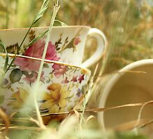 Summer Time Tea by Olivia Moore
