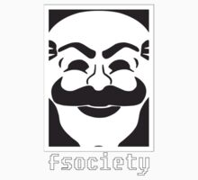 Fsociety  Kids Clothes