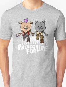 Bebop & Rocksteady  Unisex T-Shirt