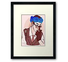 Joseph; Precious Cinnamon Bun Framed Print