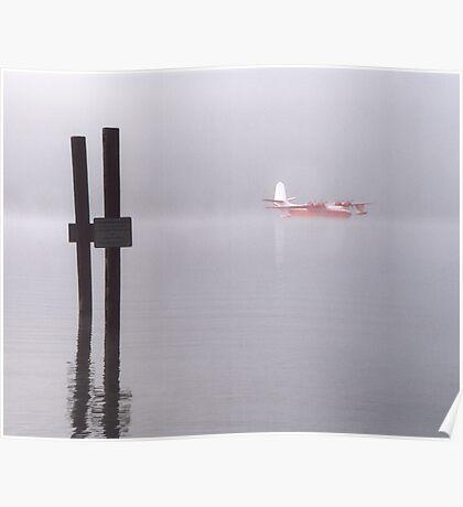 Sproat Lake Mars Poster
