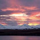 Tekapo Sunset by NolsNZ