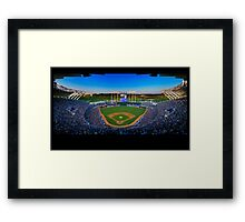 Packed to the Rafters Framed Print