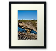The Arches Provincial Park Framed Print