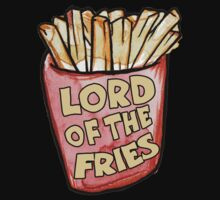 Lord of the fries by Boogiemonst