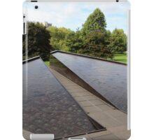 Canada Memorial iPad Case/Skin