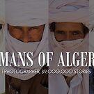 HUMANS OF ALGERIA by Omar Dakhane