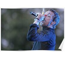 Chris Martin, Coldplay Poster