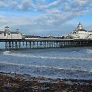 Eastbourne's Pier - A Place to Cheer  by karina5