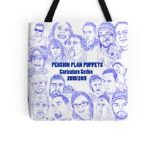 PPP Caricature Series 2010/1011 Tote Bag
