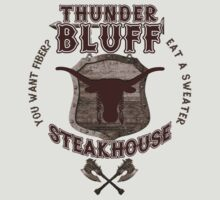 Thunderbluff Steakhouse! by bmccamey