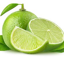 Cut limes by 6hands