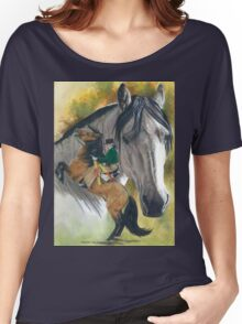 Lusitano Women's Relaxed Fit T-Shirt