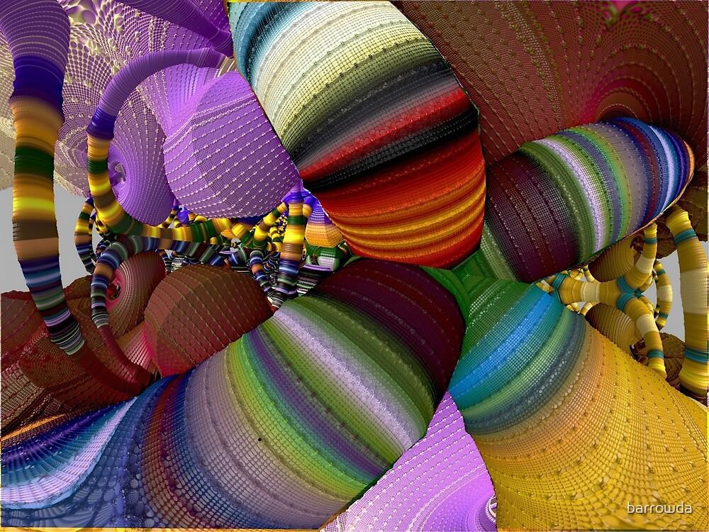 The Rainbow Connection by barrowda