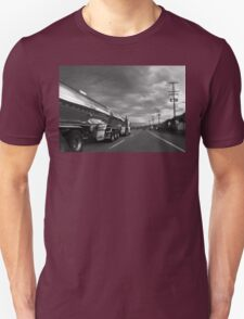 CHROME TANKER Unisex T-Shirt