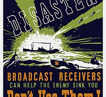 Broadcast receivers can help the enemy sink you -- WPA by warishellstore