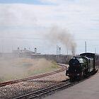 Original Steam Train Transport - Dungeness by HelenVidler