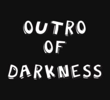 Outro Of Darkness by Rachel Miller