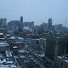 City-scape by DeeLishess