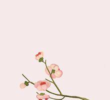 Cherry Blossom branch by bebe-gun