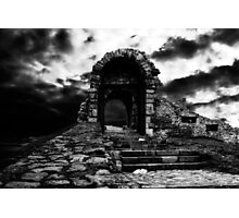 From the past comes the storm Photographic Print