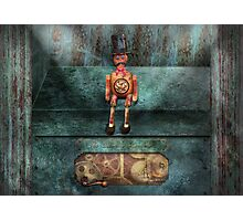Steampunk - My favorite toy Photographic Print