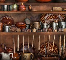Chef - What I found in a cabinet by Mike  Savad