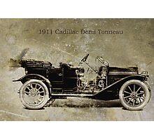 1911 Cadillac Photographic Print