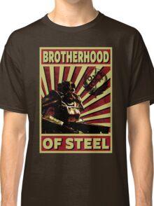 Brotherhood Of Steel Classic T-Shirt