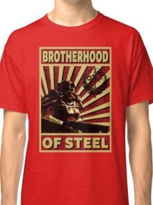 Brotherhood Of Steel Classic T-Shirt