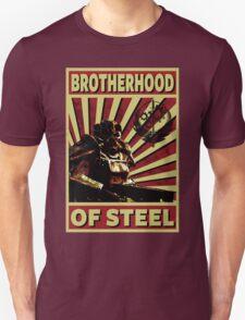 Brotherhood Of Steel Unisex T-Shirt