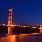 Golden Gate Bridge by Nic Horton