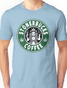 Stonerbucks Coffee Unisex T-Shirt