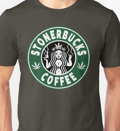 Stonerbucks Coffee Unisex T-Shirt