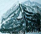 Distant Land by evon ski